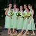 Brenner Green|Bridesmaids in Thongs - The bridesmaids couldn't wait for the formals to be done, to get out of their heels.  Wedding Photography in Columbus, Ohio