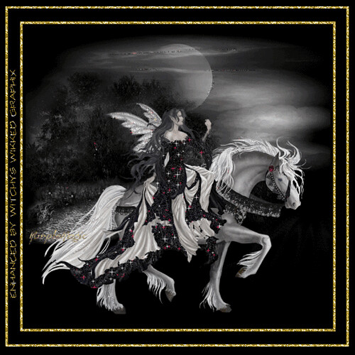 Horsewoman #1