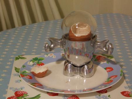 no more egg man