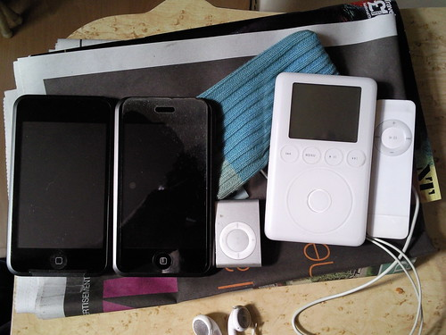 5 iPod household