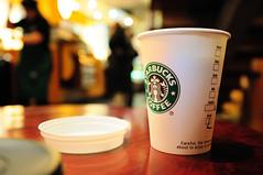 """""""venti"""" - HBW! (rflexif) Tags: coffee bokeh explore starbucks espresso d300 hbw madridmixr"""
