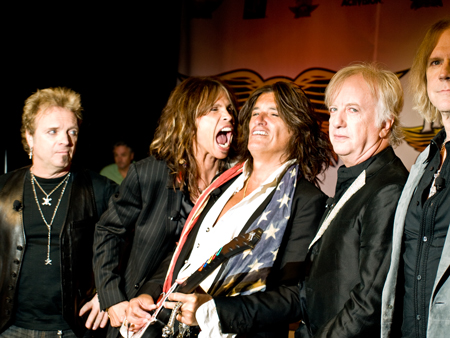 Aerosmith Guitar Hero
