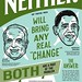 """Neither One"" Political Poster by pjchmiel"