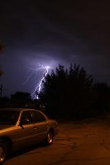 lightning 2 (sgale39) Tags: light sky storm rain clouds dark spooky bolt lightning storms