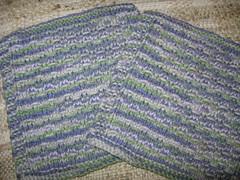 Some DW cloths I made