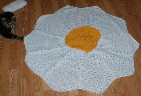 Tested Cobijita floresita flowerghan by Dawn/crochetluvknot