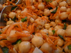 Chickpea Carrot Salad
