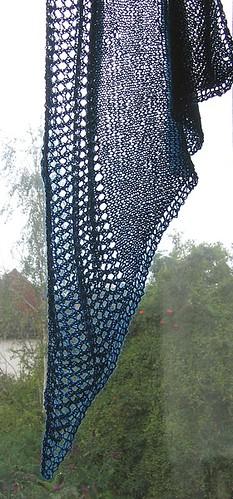 blue sky shawl 5