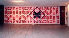 AS DE OROS (intervensin) (Ivn Vzquez) Tags: stencil ivn vazquez