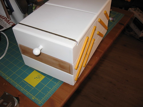 Sewing Box Mishap