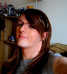 IMG_1814 (SuzyDiazX) Tags: hot cute sexy skirt babe tgirl short transvestite upskirt denim transgendered miniskirt