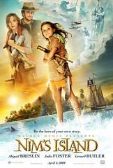 Nim's eiland nu in de bioscoop