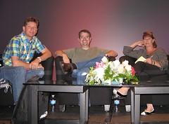 Danny Sullivan, Matt Cutts, Kirsten Mangers