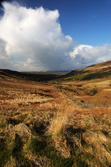 I fell off the A470 (JimCochrane) Tags: cloud mountain wall wales landscape breconbeacons penyfan a470 leadin