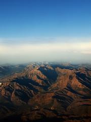 -Air.n.Earth- (Alessandro Sansoni -->As-Imaging<--) Tags: new york sunset sky usa sun ny monument clouds us fuji desert earth air center niagara falls valley fujifilm rockefeller