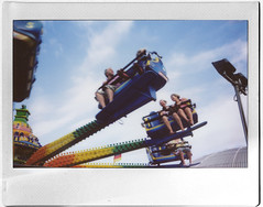 Wheeeeeee (AndyWilson) Tags: polaroid photo brighton walk wide photowalk instant 100 instax kelby not brightonphotowalk scottkelbysphotowalk2008