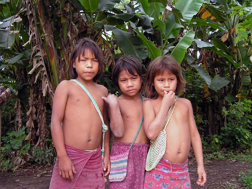 native amazon girls from one of my walks in the amazon jungle all    Amazon Native Women