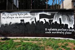 (Magosia Jzefowicz) Tags: poland polska szczecin urbanwalls lastdayofholiday