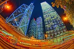 Hong Kong City Views