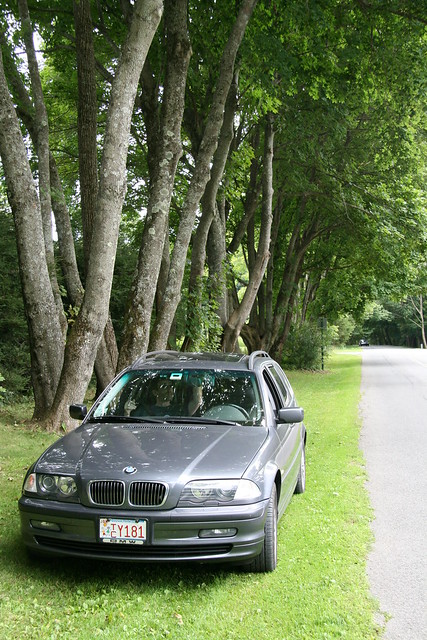 BMW 325i wagon
