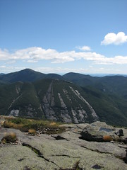 View of Colden from Algonquin (Shady Corner Curve, New York, United States) Photo