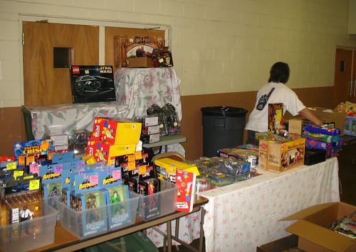 IMG_0958Columbus Toy Show - Setup