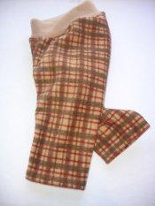 **$0.01 First Class Shipping**  Inspiration Pants - Lumberjack Plaid (18 mos)