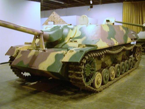Camuflaje utilizado en Normandía 1944