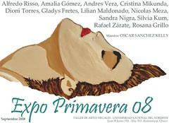 Expo Primavera 08 Taller de Artes Visuales