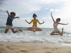 Jumpers (Chau.D) Tags: beach jump cousins vietnam jumpers phuquoc