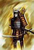 Samurai (Jugo de Naranjo) Tags: samurai katana espada brigido omaigad