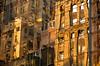 Mirroring New York (dani.Co) Tags: city usa newyork reflection apple window glass america mirror nikon d200 nuevayork eeuu mywinners danico