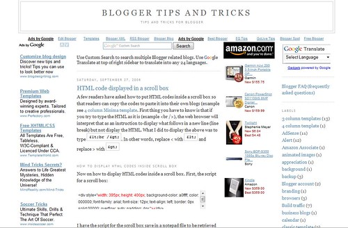 blogger-tips-and-tricks