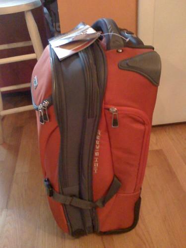 High Sierra replacement bag
