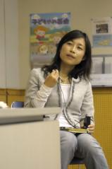 片山 智咲子さん, BOF A-1 Agileは現場に適用できるのか?, JJUG Cross Community Conference 2008 Fall