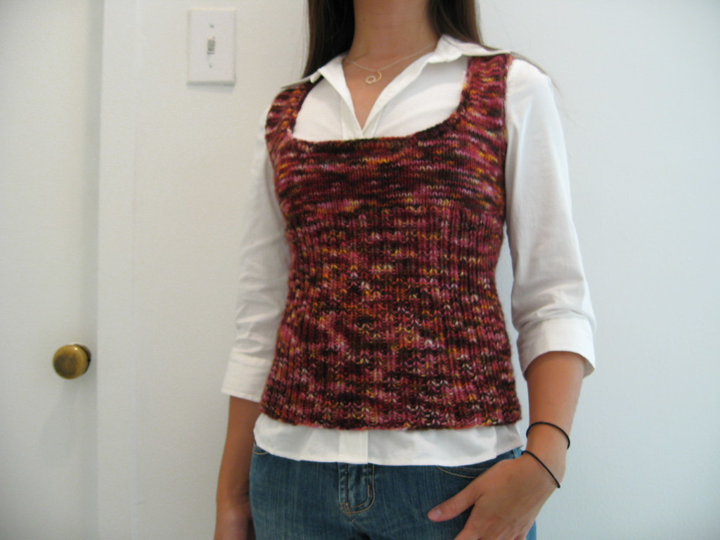 Malabrigo Scoop Neck Vest_01