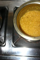 picture 2320 completely cooked toor dal (Photo Vidya)
