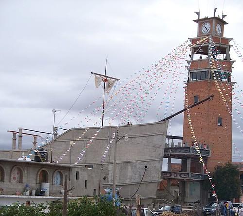 Faro y Barco Buenavista