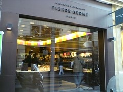 Little tour at the new Pierre Herme shop