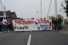 Politecnico di Torino in Lotta (lore1988) Tags: torino 23 tremonti 133 politecnico assemblea manifestazione gelmini