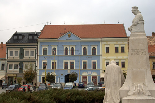 Downtown Rožňava