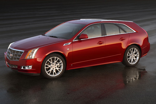 CTS Sport Wagon extends Cadillac's design-driven Renaissance,car, sport car