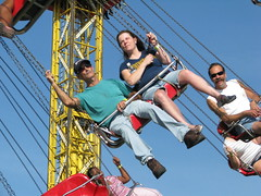 100 Things to see at the fair #80: rides for all ages