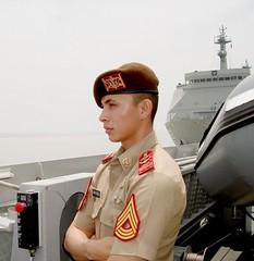 indonesian army cadet (rizky elfikar) Tags: cadet tni taruna angkatan darat akabri