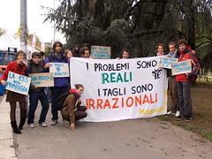 30 ottobre-Matemagici (Cittastudi) Tags: milano protesta proteste poli politecnico universit polimi gelmini legge133