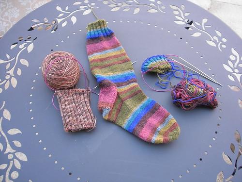 Conference socks 2008