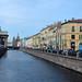 Gribojedow-Kanal, Sankt Petersburg, RU