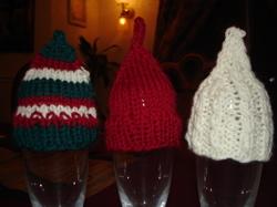 wee hats trio