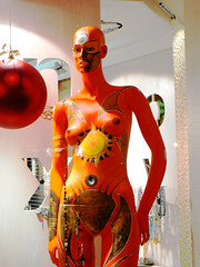 body-painting (dierk schaefer) Tags: mannequin germany deutschland bodypainting schaufensterpuppe gppingen dierkschaefer