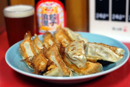 Minmin's gyoza